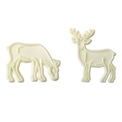 JEM Christmas Cutters - Reindeer Set of 2