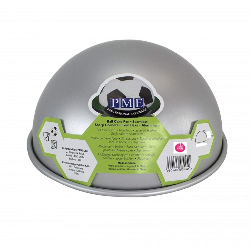 PME Large Ball Pan 8""