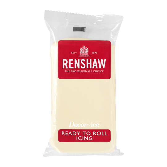 Renshaw Professional White Chocolate 250g