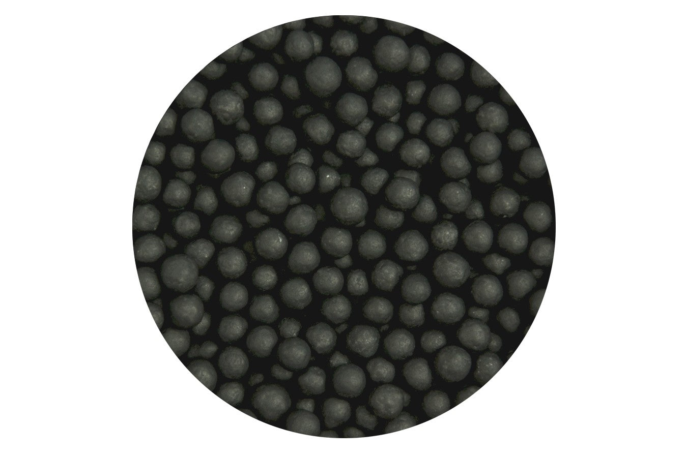 Sugar 4mm Pearls: Black 80g