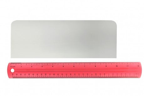 PME Tall Plain Sided Scraper - 10""