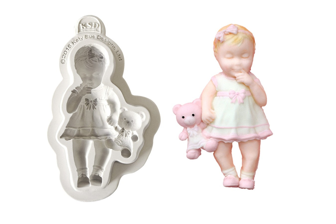 Katy Sue Moulds: Baby Girl
