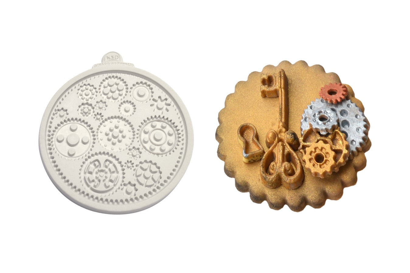 Katy Sue Moulds: Cogs & Wheels