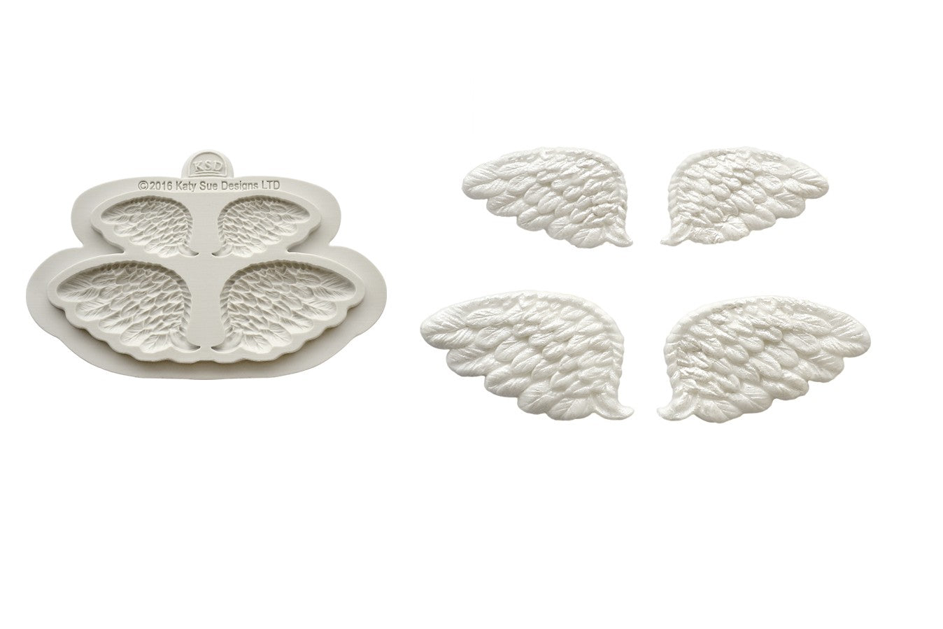 Katy Sue Moulds: Wings