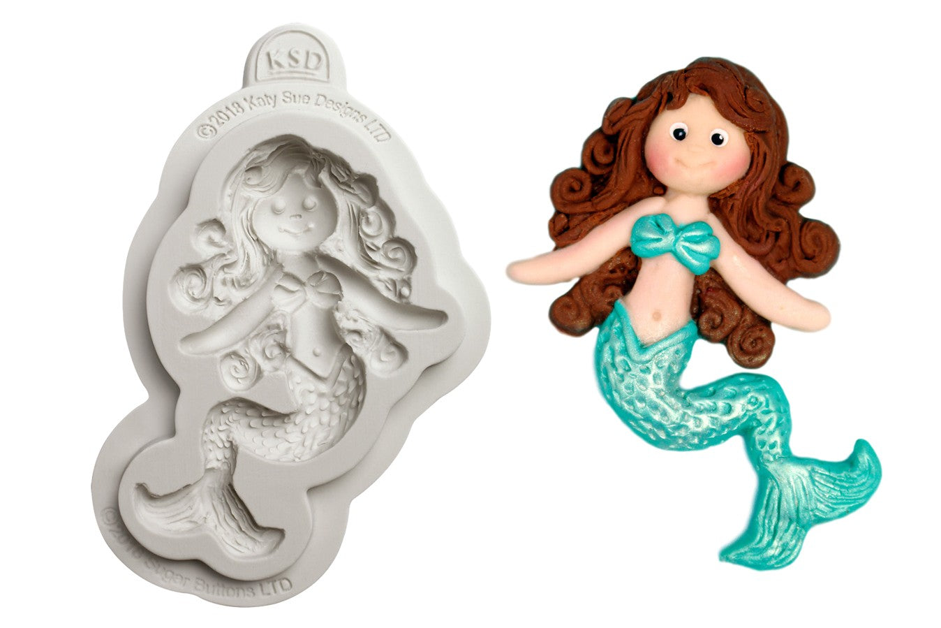 Katy Sue Moulds: Little Mermaid