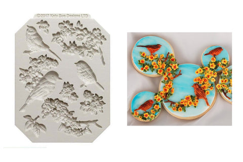 Katy Sue Moulds: Blossom & Birds