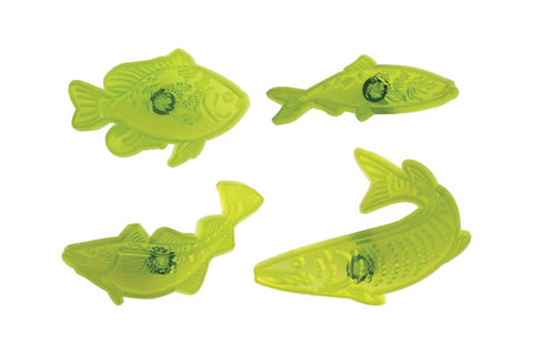 Fish Cutter - set of 4