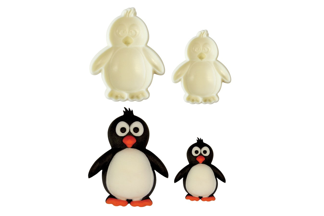 JEM Easy Pops: Penguin - set of 2