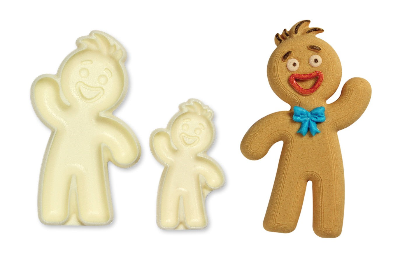 JEM Easy Pops: Gingerbread Man - set of 2