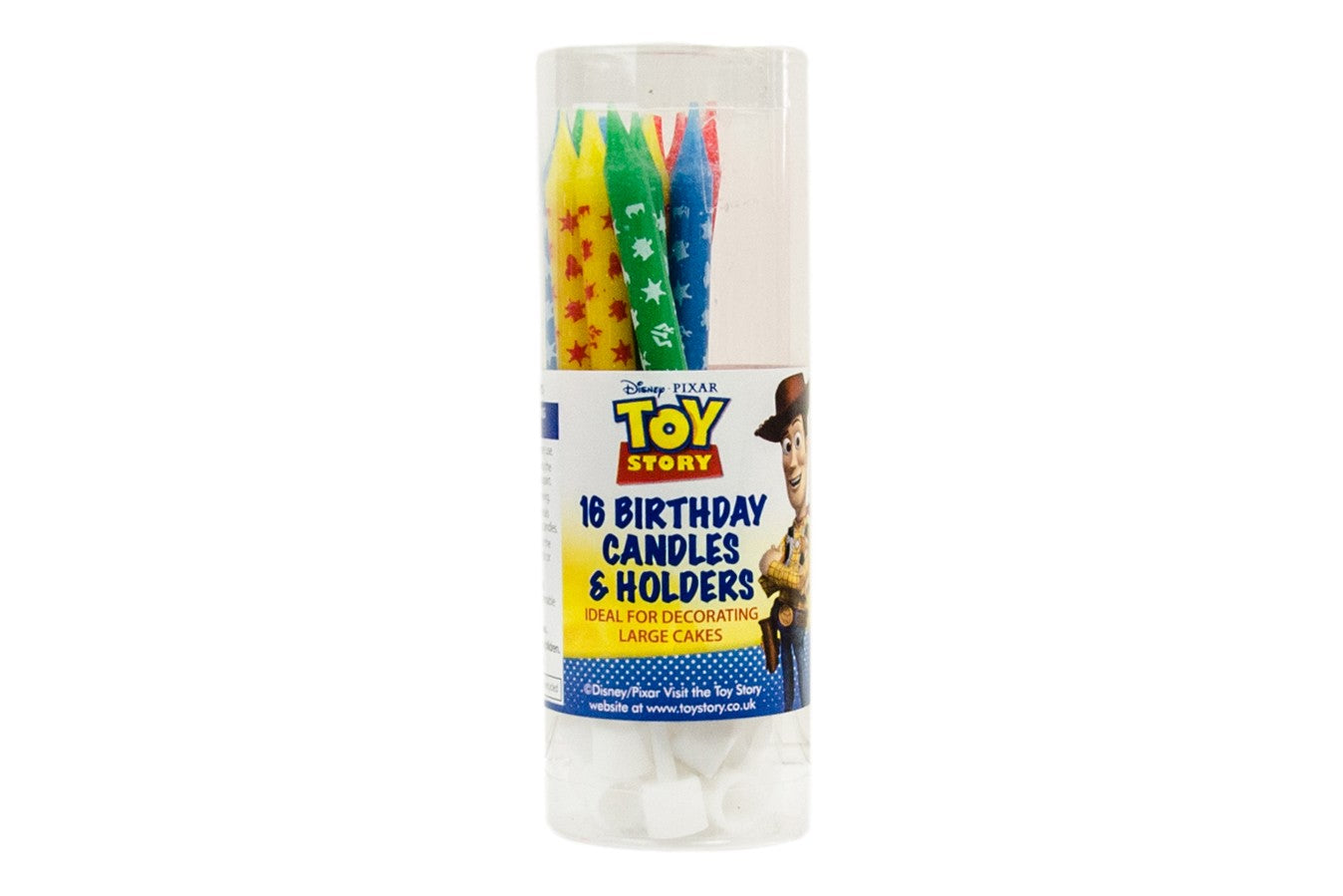 Disney Tapered Candles: Toy Story