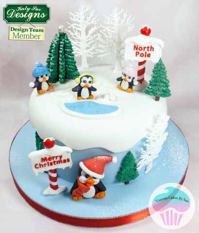 Katy Sue Moulds : Christmas Signposts