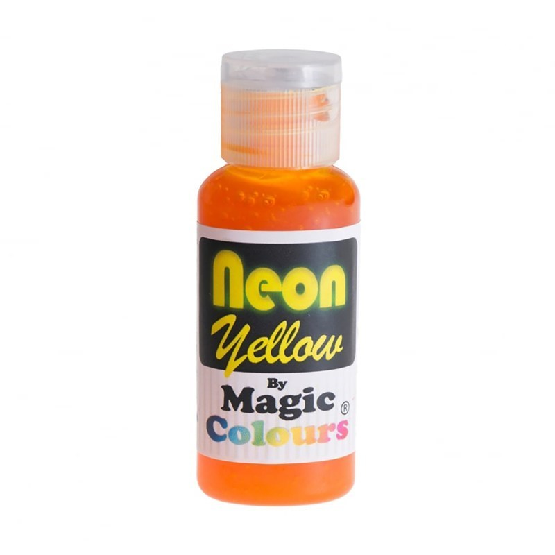 Magic Colours - Neon Yellow - 32g