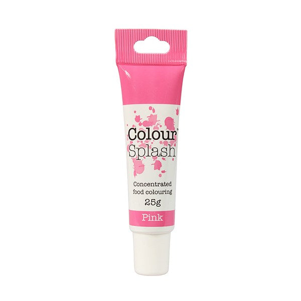 Colour Splash Gel - Pink - 25g