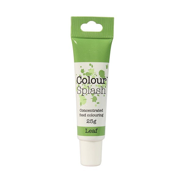 Colour Splash Gel - Leaf Green - 25g