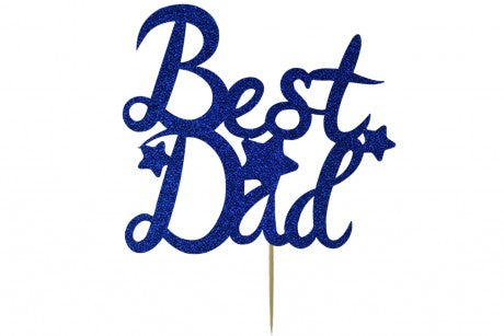 Cake Topper - Best Dad