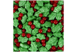 Wilton : Sprinkles - Holly Mix - 56g