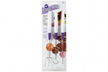 Wilton : Candy Melts Dipping Tools 3 Set
