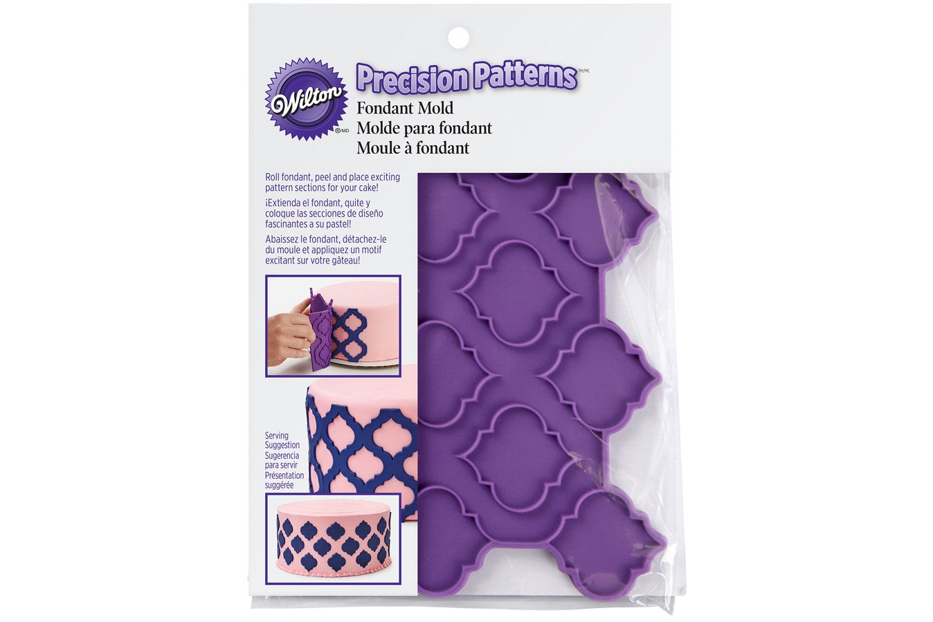 Wilton : Precision Patterns Trellis Mould