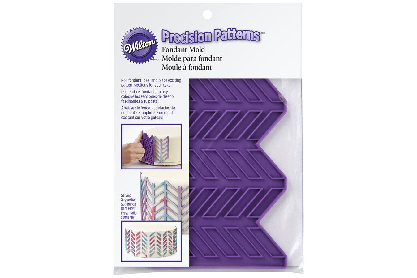 Wilton : Precision Patterns Herringbone Mould