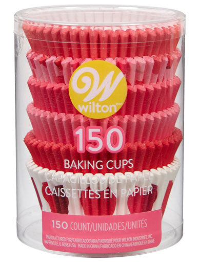Wilton : Standard Baking Cases - Be Mine - Tube of 150