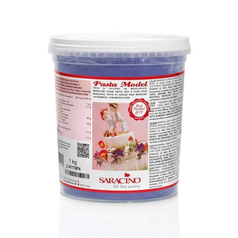Saracino Modelling Paste - Lilac 1kg