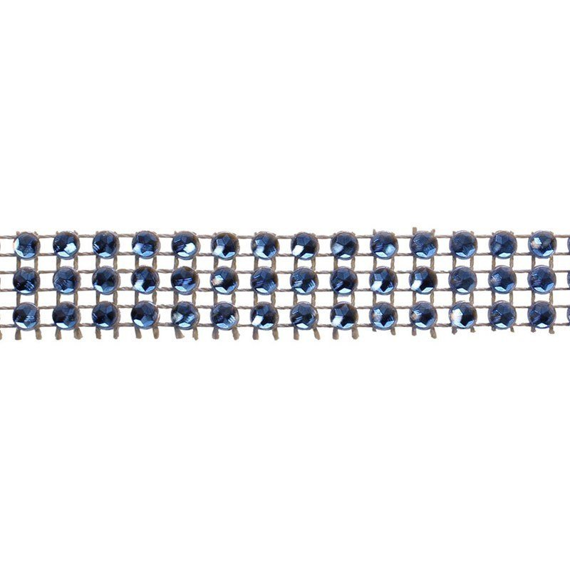 Blue Diamante Trim 14mm - Medium 5m - Bakeworld.ie