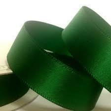 15mm Satin Holiday Green - Bakeworld.ie