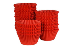 Professional Muffin Cases -Red 500pk