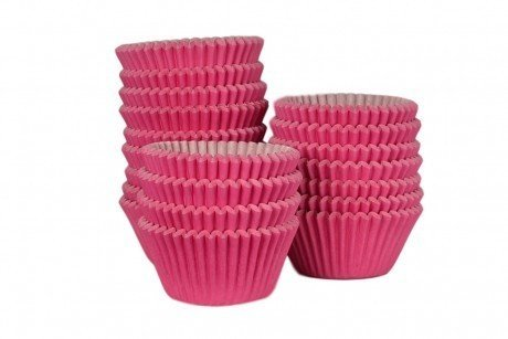 Professional Muffin Cases - Hot Pink 500pk