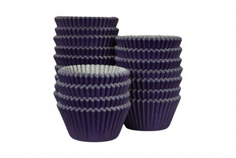 Professional Muffin Cases - Purple 500pk
