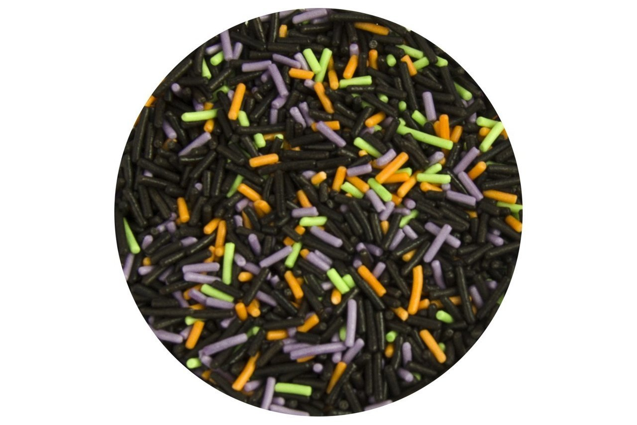 Sugar Strands: Halloween Mix 80g