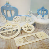 Princess Carriage Cutter 2 Size Set