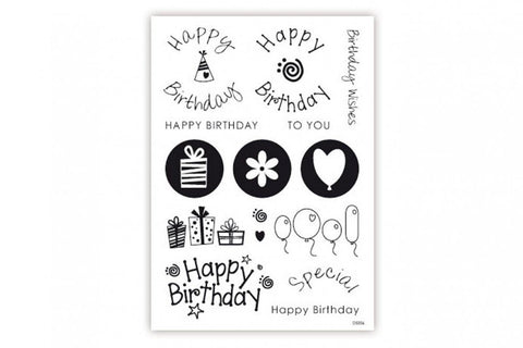 Impressit™ Birthday Stamps & Elements