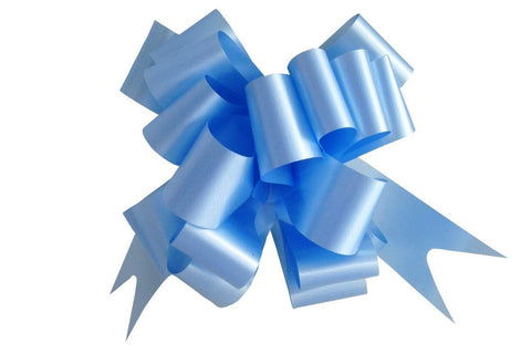 Pull Bow 30mm head : Blue 5pk