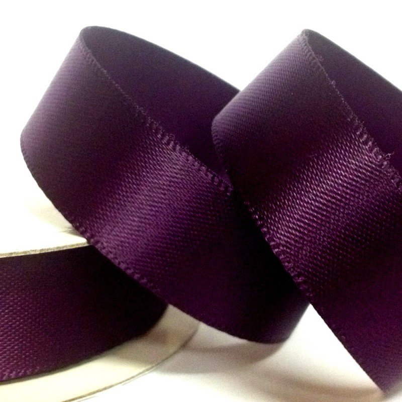 3mm Satin Plum 10 Metre roll - Bakeworld.ie