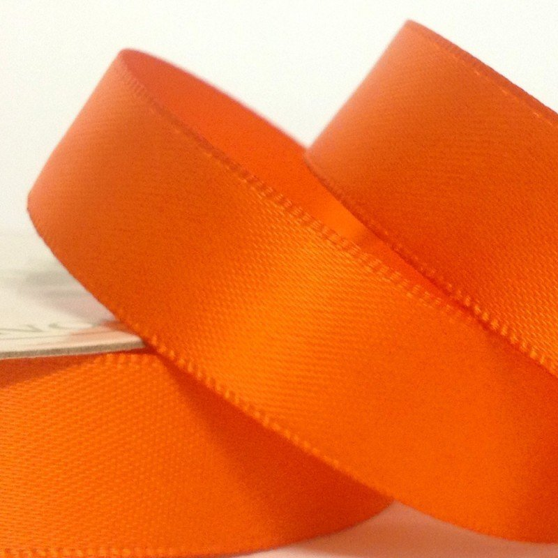 3mm Satin Pumpkin 10 Metre roll - Bakeworld.ie