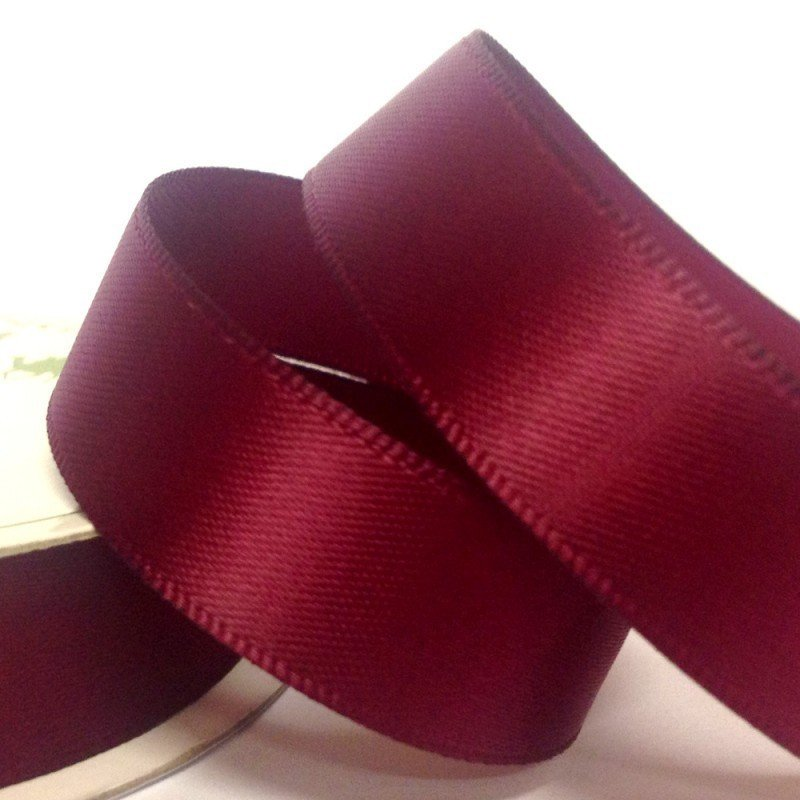 3mm Satin Wine 10 Metre roll - Bakeworld.ie