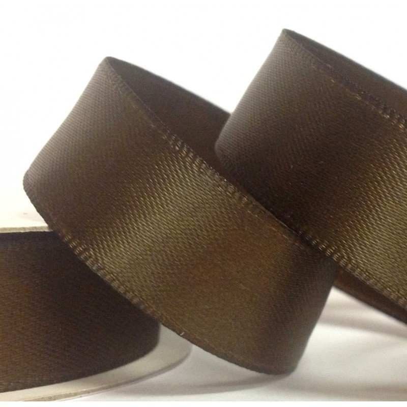 3mm Satin Chocolate 10 Metre roll - Bakeworld.ie