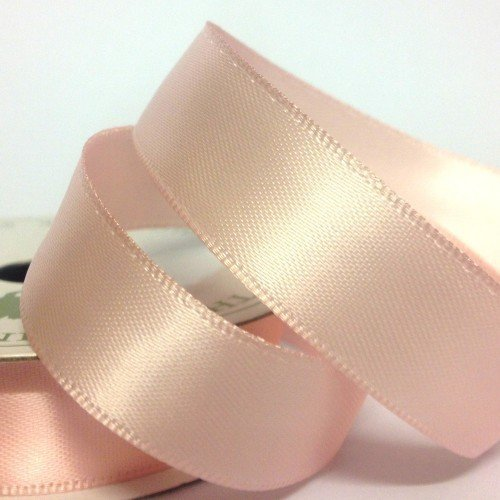 3mm Satin Light Pink 10 Metre roll - Bakeworld.ie