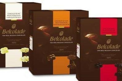 3 x 1KG Belcolade Mix - Bakeworld.ie