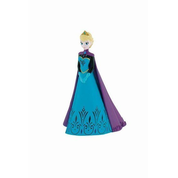 Walt Disney Frozen Queen Elsa Figure 100mm