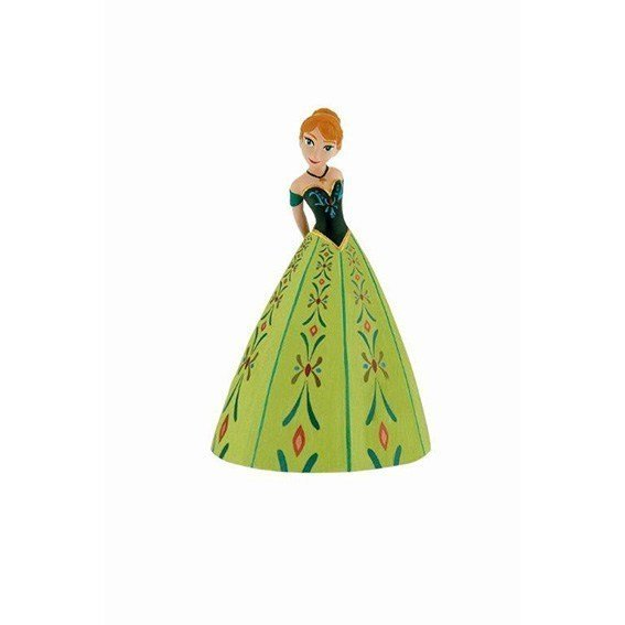 Walt Disney Frozen Princess Anna Figure 100mm