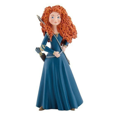 Walt Disney Princess Merida Figurine 100mm