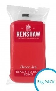 Renshaw Professional - Poppy Red - 5kg