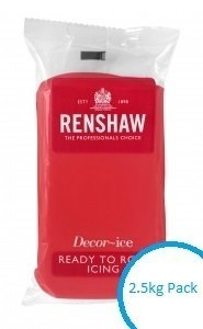 Renshaw Professional - Poppy Red - 2.5kg