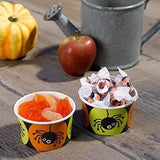 Neviti Halloween Treat Tubs 8 pack