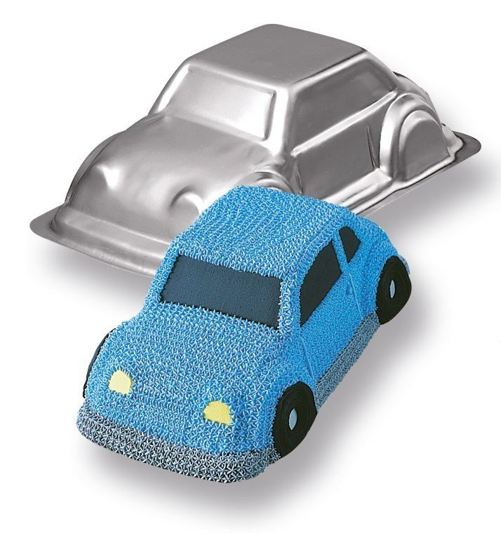 Wilton 3D Car Pan