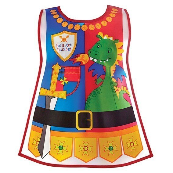 Cooksmart Children's Apron - Knight