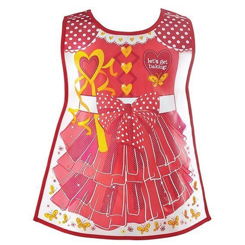 Cooksmart Children's Apron - Princess Butterfly