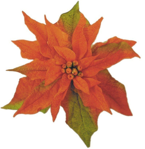 FMM 7 Piece Poinsettia Cutters